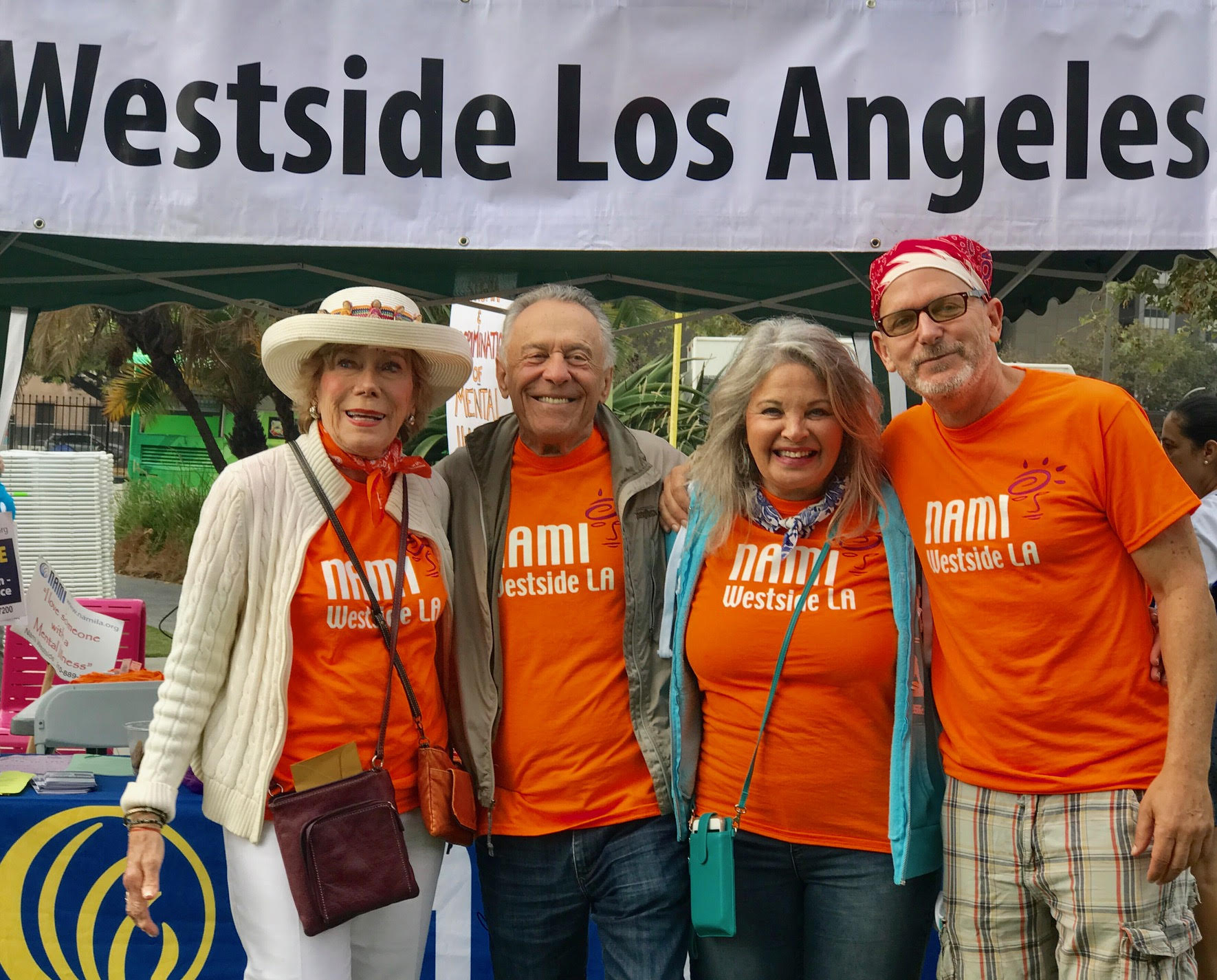 NAMIWalks Success in LA