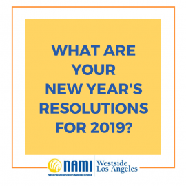 New Year's Resolutions for 2019